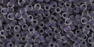 10 g TOHO Seed Beads 11/0 TR-11-0774 M - Inside-Color Crystal/Grape Lined (E)