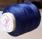 #10 10g-167m Häkelgarn nachtblau N° 50
