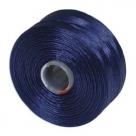 1 Spule/Bobbin S-Lon AA Royal Blue