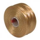 1 Spule/Bobbin S-Lon AA Light Brown