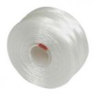 1 Spule/Bobbin S-Lon AA White