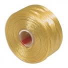 1 Spule/Bobbin S-Lon AA Gold. Yellow