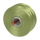 1 Spule/Bobbin S-Lon AA Chartreuse