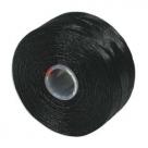 1 Spule/Bobbin S-Lon AA Black