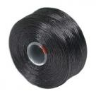 1 Spule/Bobbin S-Lon AA Charcoal Gray