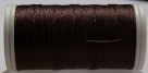 Nylbond 60 m d. Fa. Coats Farb-Nr. 9052 braun - vollmilch