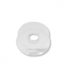 1 Stück Kunststoffspule - mittel - 6,0cm