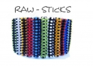 Pattern RAW-Sticks bracelet - english version - pdf-file