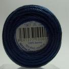 10 Gramm Stickgarn dkl.-blau