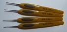 1 Stück Häkelnadel Clover Soft Touch 1,75 mm