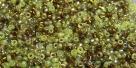 5 Gramm Miyuki Seed Beads 15-Mix 28 Olive Medley