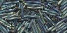 10 Gramm Miyuki Twisted Bugle 2x12mm 1256