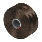 1 Spule/Bobbin S-Lon D Brown