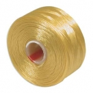 1 Spule/Bobbin S-Lon D Gold. Yellow