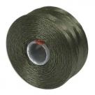 1 Spule/Bobbin S-Lon D Olive