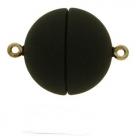 1 Neumann-Kugel-Magnet-Verschluss Ø 18 mm  Acryl yet-matt