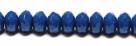 #07 - 20 Stück - 5*8mm Donut - Opak Blue