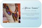 Anleitung African Summer Kette - pdf-file