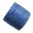 1 Rolle S-Lon Bead Cord Blue