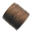 1 Rolle S-Lon Bead Cord Brown