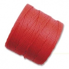 1 Rolle S-Lon Bead Cord Bright Coral