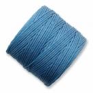 1 Rolle S-Lon Bead Cord Carolina Blue