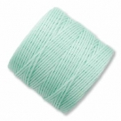 1 Rolle S-Lon Bead Cord Pastell Mint Green