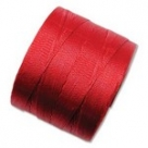 1 Rolle S-Lon Micro-Bead-Cord TEX70 Scarlet