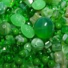 #05 - 100g Druck-Perlensuppe green