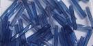 10 Gramm Miyuki Twisted Bugle 2x12mm 1710