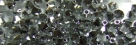 #16.0 25 Stück - 3,0 mm Crystal Bicone Crystal Full Labrador