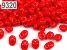 #044 10g SuperDuo-Beads opak rot