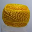 5g Spitzen-Häkelgarn Venus Stärke 70 N°546 Daffodil Yellow