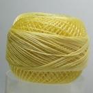 5g Spitzen-Häkelgarn Venus Stärke 70 N°521 Light Yellow