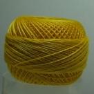 5g Spitzen-Häkelgarn Venus Stärke 70 N°502 yellow