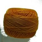 5g Spitzen-Häkelgarn Venus Stärke 70 N°525 Tangerine Orange