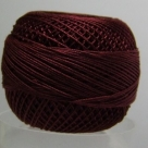 5g Spitzen-Häkelgarn Venus Stärke 70 N°195 Garnet Red