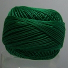 5g Spitzen-Häkelgarn Venus Stärke 70 N°200 Dark Emerald