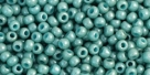 10 g TOHO Seed Beads 11/0 TR-11-1611 - Opaque-Lustered Lagoon