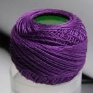 5g Spitzen-Häkelgarn Venus Stärke 70 N°em500 Dark Violet