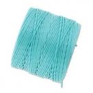 1 Rolle S-Lon Bead Cord Aqua