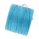 1 Rolle S-Lon Bead Cord Bermuda Blue