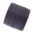 1 Rolle S-Lon Bead Cord Dark Lavender