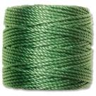 1 Rolle S-Lon TEX400-Bead Cord Green