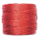 1 Rolle S-Lon TEX400-Bead Cord Shanghei Red