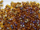 #54.01 - 10 g cz. Farfalle 4x2 mm Topaz AB