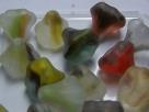 #04.01 10 Stück Glockenblumen 10x8 mm Mix 2 matt