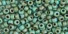 10 g Miyuki Seed Beads 08/0 - PICASSO - 08-4514