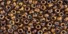 10 g Miyuki Seed Beads 08/0 - PICASSO - 08-4517