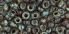 10 g Miyuki Seed Beads 06/0 - PICASSO - 06-4503